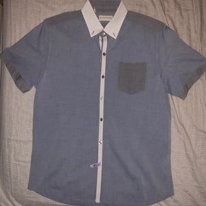 7 Diamonds button down